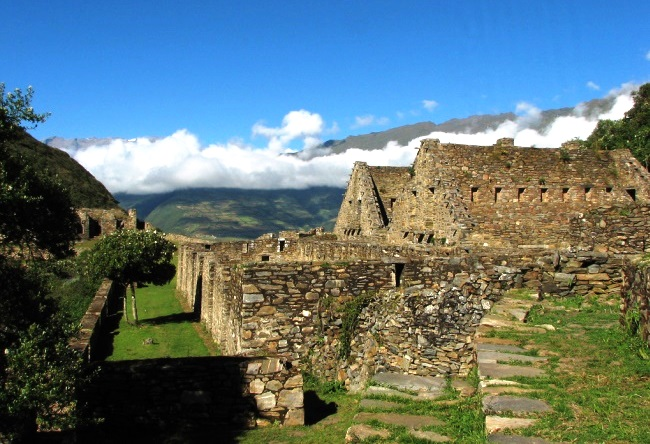 Choquequirao is a lost City 4