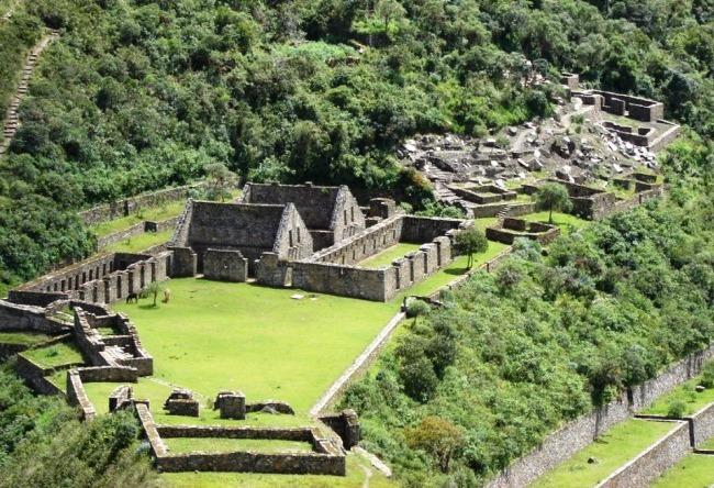 Choquequirao is a lost City 5