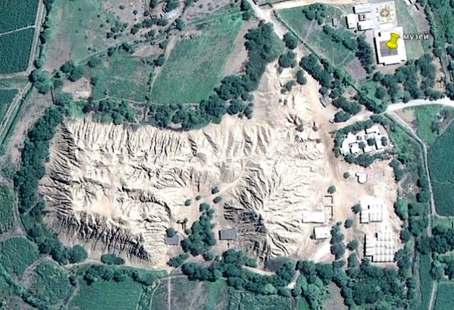 Doinkovsky complex Huaca Rajada 3