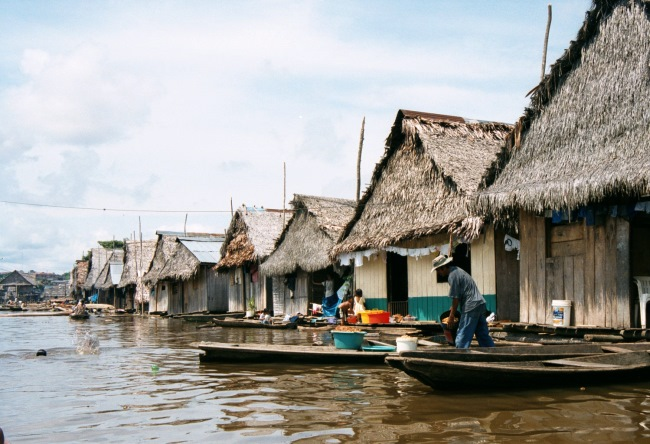 Iquitos is a city in the Amazon jungle 2
