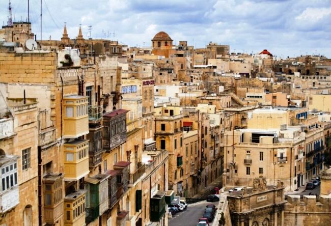 La Valletta is the capital with a long history 3