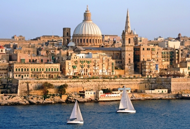 La Valletta is the capital with a long history 4