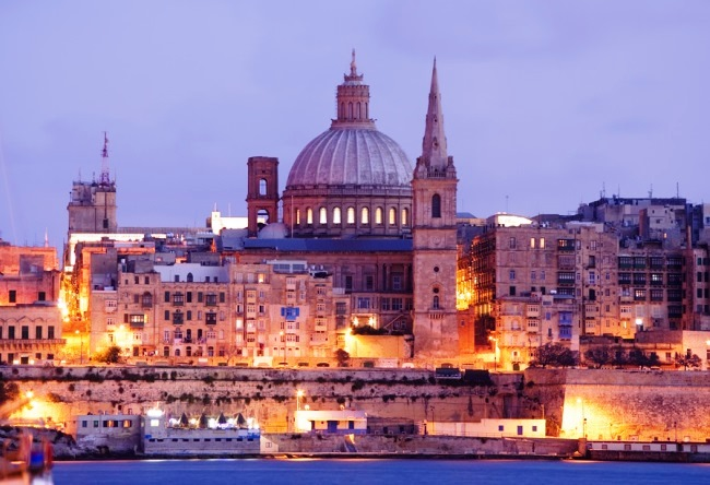 La Valletta is the capital with a long history 5