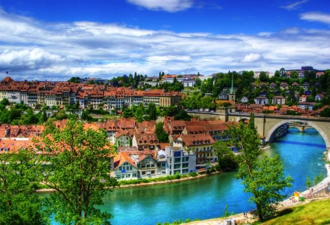 The good old city of Berne 2