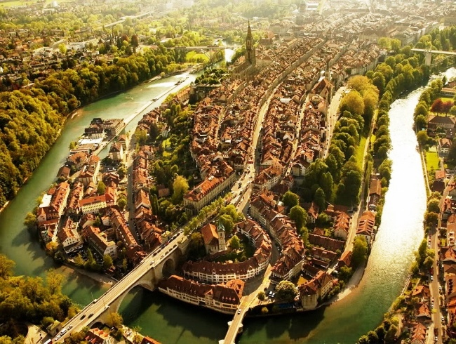 The good old city of Berne 3