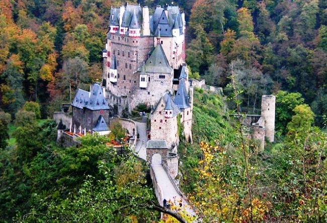 The most visited castle in Germany 5