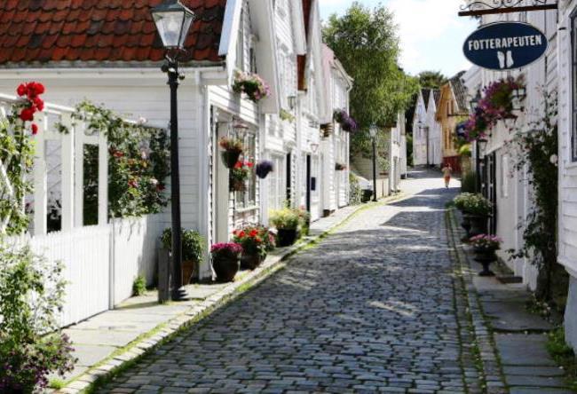 Oilmen city  Stavanger 2