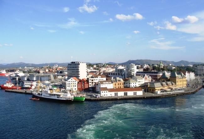 Oilmen city  Stavanger 4