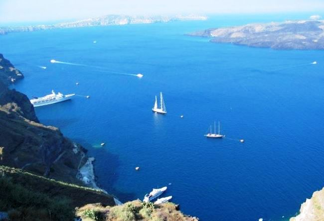 Santorini volcano or the end of the Minoan culture 2