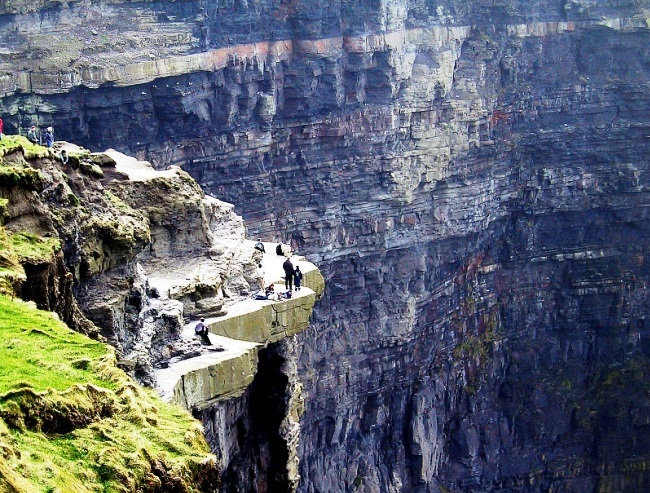The main attraction of Ireland Cliffs of Moher 5