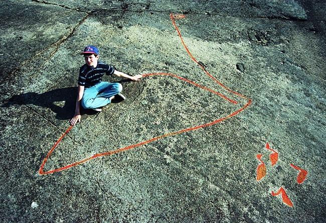 The petroglyphs of Lake Onega 2