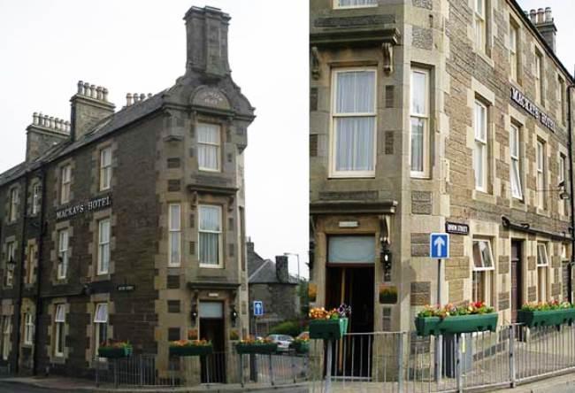 Street long facade Ebenezer Place 4