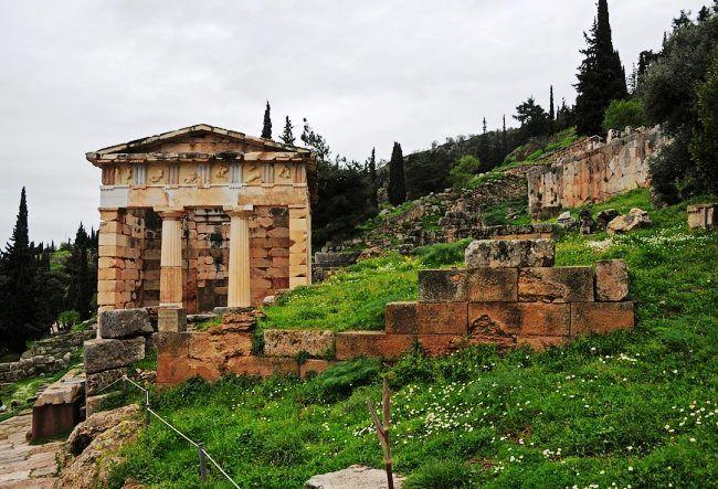Centre of Greece Delphi 5