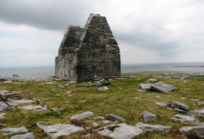 Old Ireland Aran Islands 2