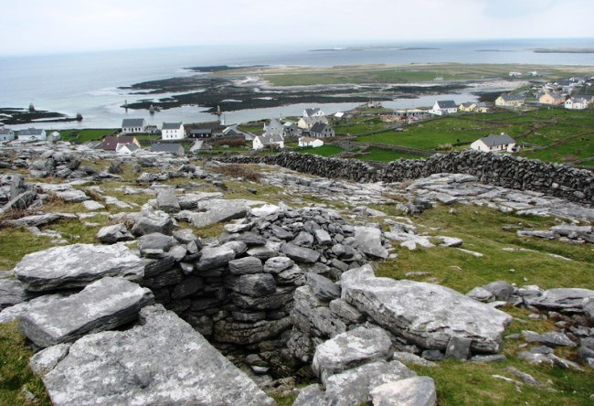Old Ireland Aran Islands 5