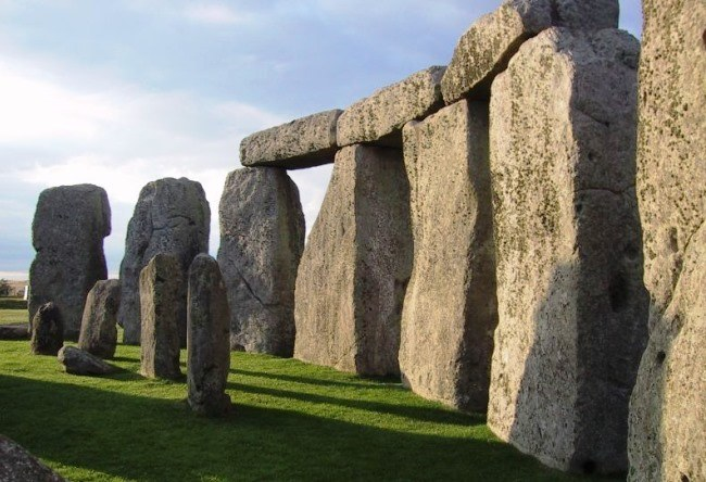 Stonehenge in Salisbury yes the same 2