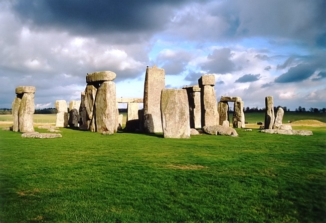 Stonehenge in Salisbury yes the same 5
