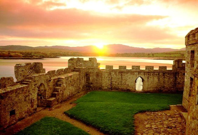 The settlements and the Irish landscape in the early Middle Ages 5