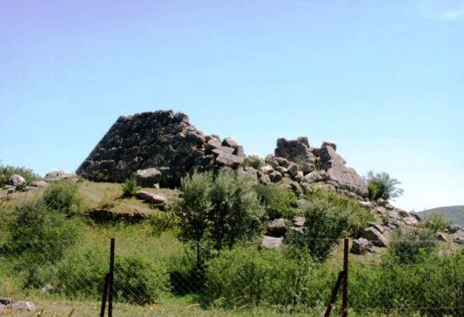 Pyramids Greece 2
