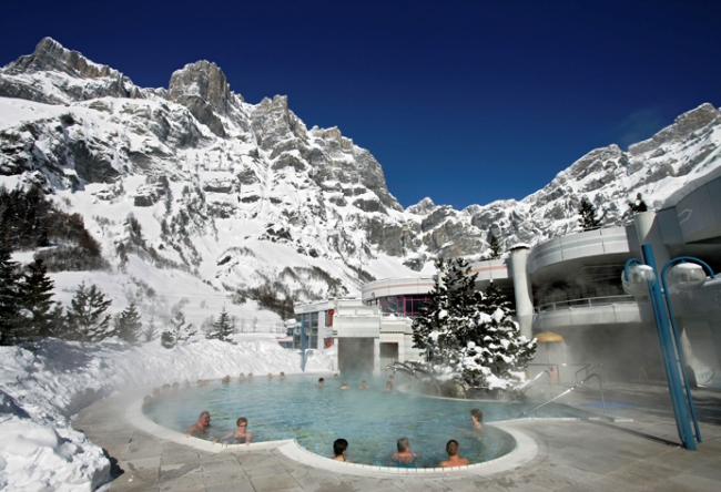 Thermal waters of Austria 4