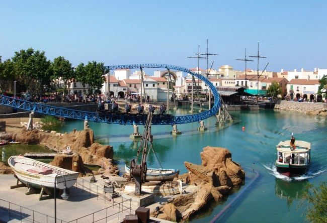Port Aventura theme park 2