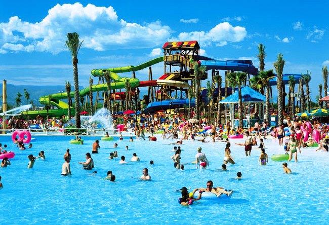 Port Aventura theme park 3