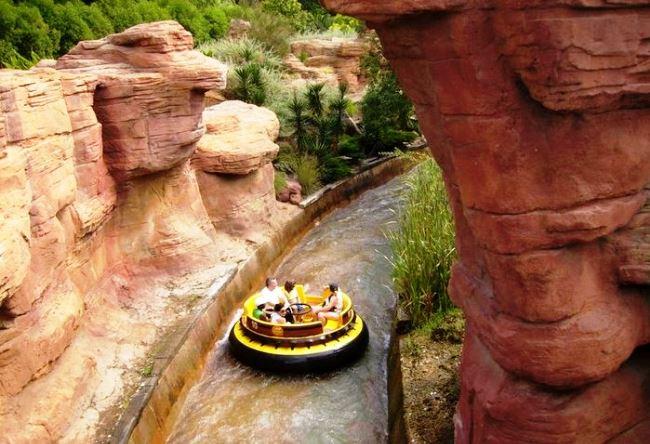 Port Aventura theme park 4