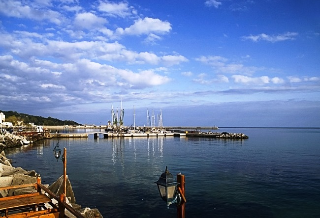 The resort town of Balchik Bulgarian 3