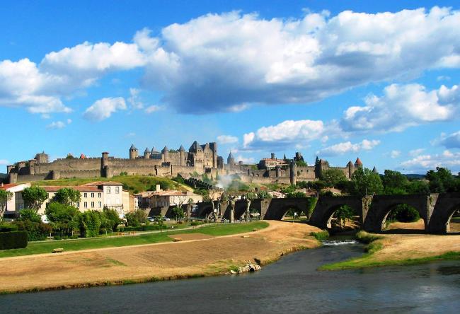 castle Carcassonne 2