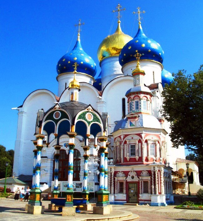 Sergiev Posad Russias Golden Ring 5