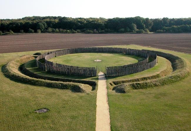 Goseck circle 2