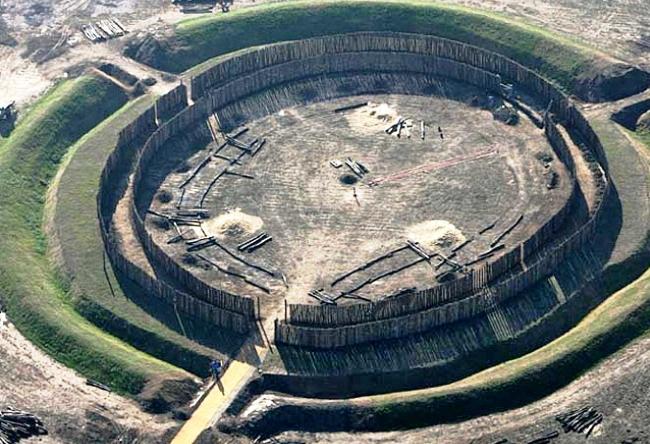Goseck circle 4