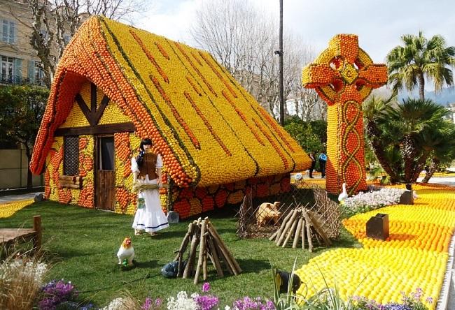 Lemon Festival in Menton 5