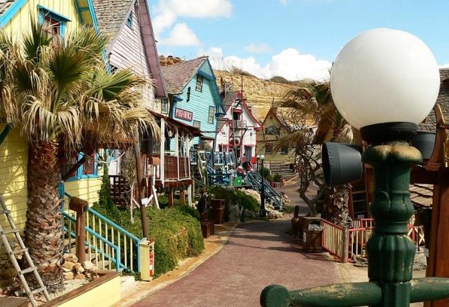 Popeye Village 3