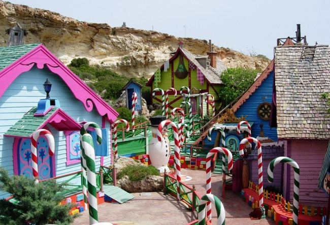 Popeye Village 5