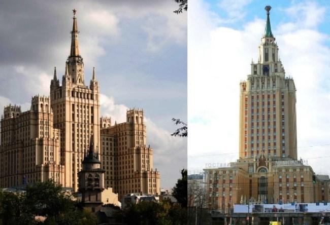 Stalin skyscraper 5