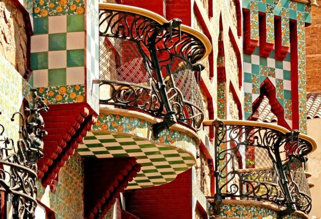 Casa Vicens and Barcelona 2