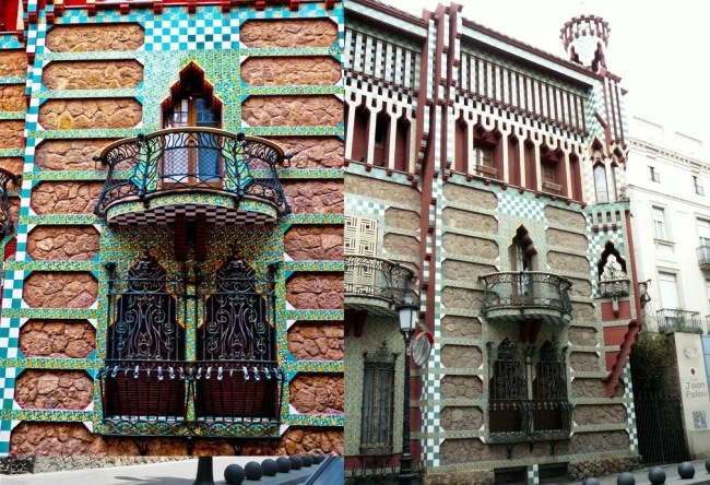 Casa Vicens and Barcelona 3