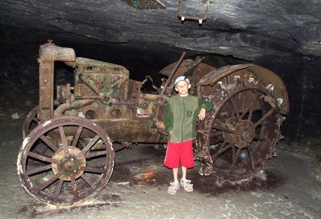 Kerch is Hero City Adzhimushkayskie quarries 5