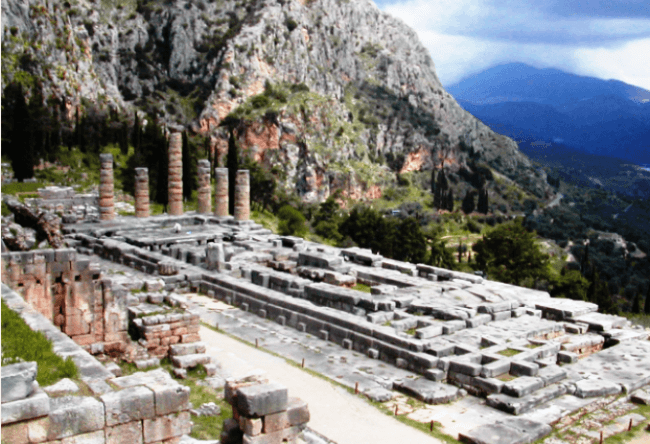 Homeland oracle Delphi 2