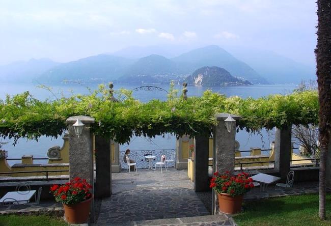 Lake Como Park dEste 2