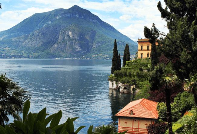 Lake Como Park dEste 3