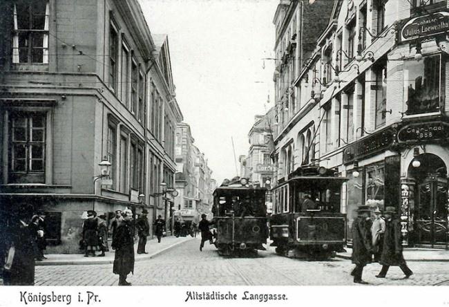 The Russian city of Kenigsberg 4