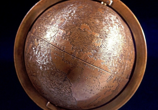 The oldest Globe 3