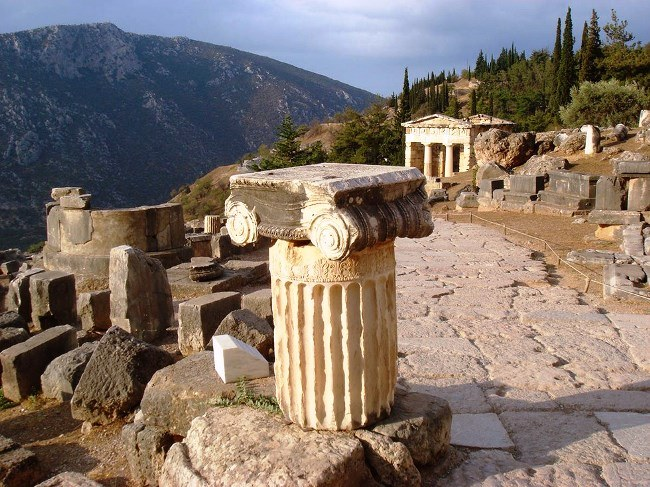 Delphi town  the hub of the universe 5