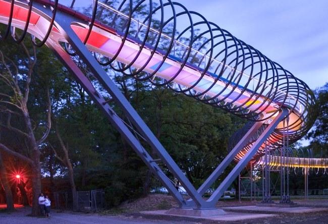 Spiral Bridge in Oberhausen 5