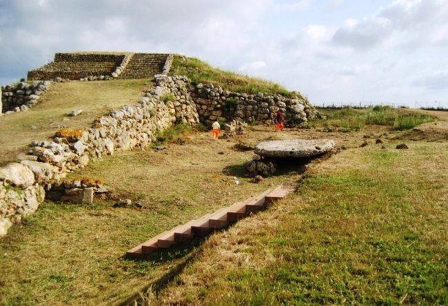 The extraordinary monument in Sardinia 5