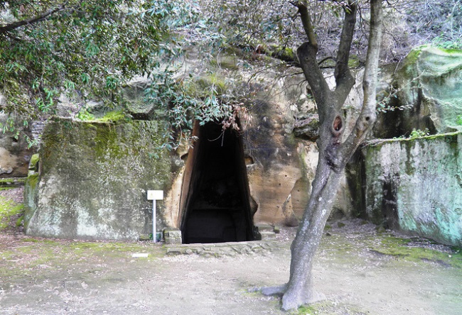 Sybils Cave is a home of priestess of Apollo 3