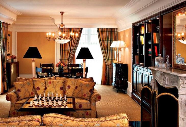 Топ-10 самых дорогих отелей мира 12