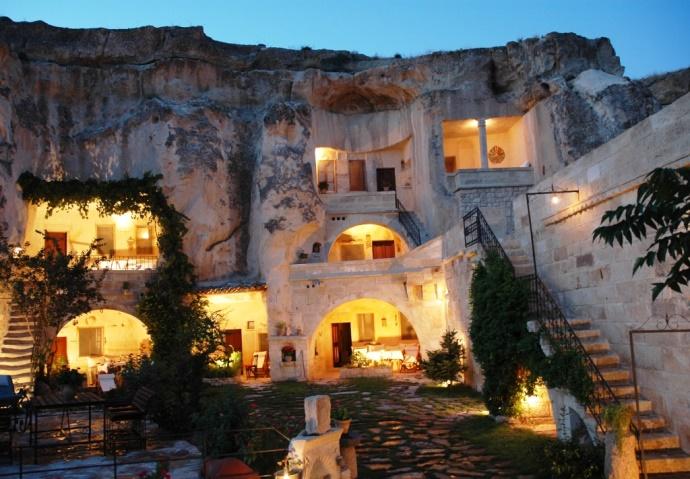 Топ-10 регионов Турции с оригинальной архитектурой отелей 1